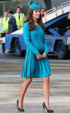 The Duchess of Cambridge Best Fashion Moments Down Under   PressRoomVIP