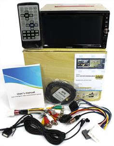 "Nissan: Latio / Livina / Grand & Universal Model for Local and Asian Cars 6.95"" HD-LCD with GPS. HC Gold Series. 2 Din All in 1 unit. DVD, Navigation, AM-FM Radio, TV, IPOD, Multimedia Interface, Bluetooth, USB, SD card. Special Price: MYR1320.00"