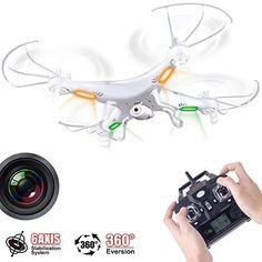 Syma X5c-1 2.4ghz 6-axis Gyro Quadcopter Rc Drone UAV UFO RTF with 2mp Hd Camera, http://www.amazon.ca/dp/B00PXGETE4/ref=cm_sw_r_pi_awdl_KNAivb1JNCC2D