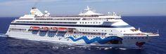 CRUISIN - AIDA Cruises - AIDAcara - Bridge Camera