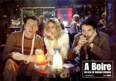 Carteles del cinema: 2004 - À boire