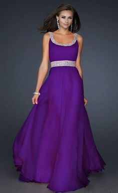 be021274837 New Long Chiffon Evening Formal Party Ball Gown Bridesmaid Dress Stock Size