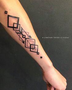 งานทรงเลขาคณิต สไตล์ Geometric #ขอบคุณพี่เมฆพี่ออยtattoohouseครับ———————————— สนใจงานสัก ️ 063-6926624, 092-6469640ID Line @ : ltd9504r https://m.facebook.com/alinethai.tattooเปิดทุกวันทำการ 15.00-22.00 น.กรุณานัดคิวสักล่วงหน้าร้านอยู่ตลาดน้ำสำเพ็ง2 มีที่จอดรถสะดวกสบายgoogle map search/ A linethai tattooบรรยากาศร้านสบายและไม่น่ากลัวบริการเป็นกันเอง จาก ช่างเอ ลายไทย สามารถออกแบบงาน และ freehand ได้ครับ#inkaction #realtattoos #oldschooltattoo #newschool #minimal #minimaltattoo #cover…