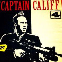Danny Califf captain