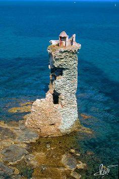 Tour Sainte Marie au Cap Corse