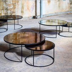 "Maison HAND sur Instagram : ""#regram#notremonde#tables#instore#availablenow#set#mirror#vintage#mixandmatch#maisonhand…"""