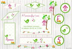 Personalized Party Printables