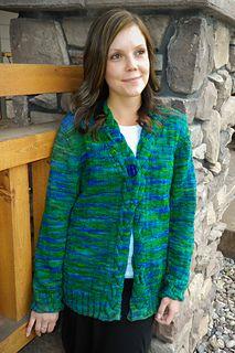 Jennings Jacket by Lesley Jennings