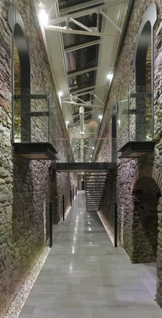 Salt Repository Medina Turgul DDB Headquarters / Erginoglu & Calislar