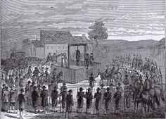 """Capital Punishment UK -- history of the death penalty, lists of executions, execution methods, history of some English """"hanging"""" prisons & places of execution."""