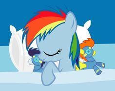 my little pony ponies rainbow dash my little pony friendship is magic ...