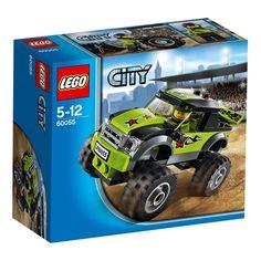 City - Camión monstruo