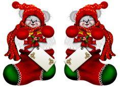 CHRISTMAS CREDDY BEARS