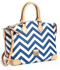 Dooney & Bourke 'Chevron' Convertible Satchel on shopstyle.com