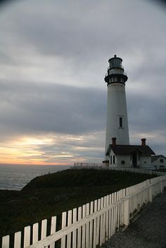 *Pigeon Point Lighthouse