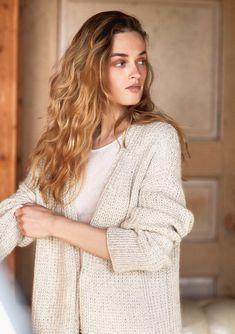 Click to enlarge Knit Jacket, Knit Cardigan, Knitwear, Knit Crochet, Personal Style, Turtle Neck, Street Style, Knitting, Sweaters