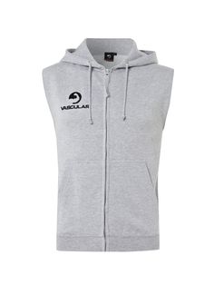 Vascular™ Who needs sleevess? The range of Vascular™ sleeveless hoodies are an absolute must for the gym.
