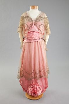 Dress  1912-1917  The Goldstein Museum of Design