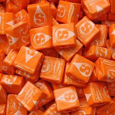 orange aesthetic Yummy Sunny Citrus Starburst in my Tummy!
