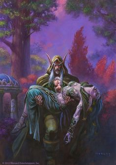 by Alex Horley