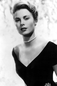 Grace Kelly originally planned a career in theatre rather than in film, but her understated acting ability and elegant, classic style caught the eye of film directors. Kelly ended up starring in 11 films from High Society to High Noon. In 1955 she attended the Cannes Film Festival where she met Prince Rainier III of Monaco. The pair began a relationship and, on April 18 1956, were married - making Kelly Princess of Monaco.