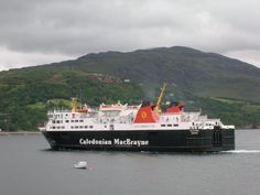 Caledonian MacBrayne Ferry from Mainland to various Isles