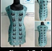 Pineapple Tunic - All sizes