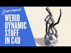 Cinema 4D - Discover New Ways To Use Cinema 4D Dynamics - YouTube