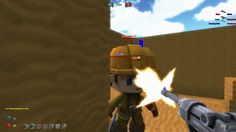 Digger Online is a Free to Play [F2P] Sanbox MMO Game with additional Shooter mods