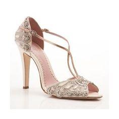 great gatsby heels - Google Search
