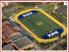 Great picture of the StFX Field! Francis Xavier, St Francis, Whatsoever Things Are True, Xavier University, World Information, Nova Scotia, Great Pictures, Saints, College