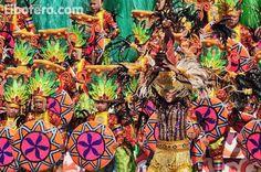 SINULOG FESTIVAL OF CEBU (Viva! Sr. Santo Niño) — SteemKR Sinulog Festival, Best Travel Deals, Cebu, Philippines, World, Crafts, Painting, Touch, Art
