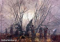 Jerzy Duda Gracz Tree Of Life, Artsy, Painting, Google, Painting Art, Paintings, Painted Canvas, Drawings