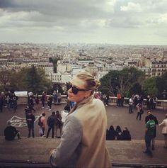 Zucker und Schoggi im Gepäck: Scharapowa als Touristin doch in Paris | Blick