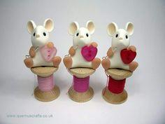 Valentines mice.