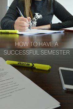 Feeling overwhelmed with your college classes? Read this! How to take control of a crazy semester |DesireeMerci.com