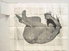 Kiki Smith, Free Fall