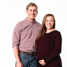 Austin & JoyAnna Forsyth are due to give birth soon Joy Duggar And Austin, Josh Duggar Family, Morgan Elizabeth, 19 Kids And Counting, Reality Tv Shows, Expecting Baby, Family Events, Celebrity Couples, Life Inspiration