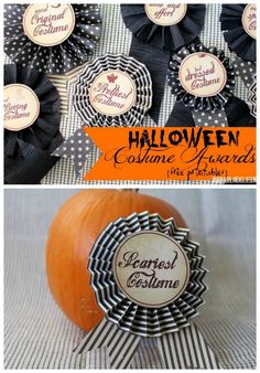 Vintage Halloween Costumes halloween costume awards free pirintables - Cute and free printables for halloween costume awards! Retro Halloween, Teen Halloween Party, Halloween Labels, Holidays Halloween, Halloween Stuff, Halloween Makeup, Hallowen Party, Spooky Halloween, Halloween Pumpkins