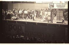 Jimi Hendrix Experience am Monsterkonzert im Hallenstadion. Com_L17-0330-1019