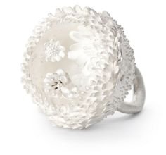 Silver ring by Nora Rochel