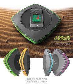 DENO - External Battery/Bluetooth Speaker by Christoph Kuppert