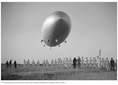 This photo was taken on May just before the Hindenburg ignited and came crashing down in a ball of flames at Lakehurst, New Jersey. Hindenburg moments before massive explosion at Lakehurst, NJ Source: Boston Public Library Rare Historical Photos, Rare Photos, Photos Du, Old Photos, Vintage Photos, Elijah Wood, Boston Public Library, World History, Belle Photo