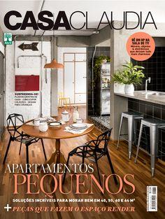 A Revista CASA CLAUDIA de outubro já está #nasbancas e nos tablets de todo o Brasil. Nesta edição, você vai encontrar soluções incríveis para apartamentos pequenos e peças-chave que fazem o espaço render. Fique de olho nos itens que trazem a etiqueta cinza nas páginas da revista - são eles que estão à venda na loja online de CASA CLAUDIA (gotoshop.com.br). #revistacasaclaudia #decor #decoration #decoração #home #house #casa #magazine