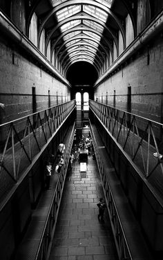 Old Melbourne Gaol, Melbourne, Australia--take the tour for some history and interactive fun!