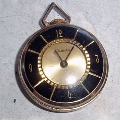 Vintage Endura Swiss Ladies Pendant Watch