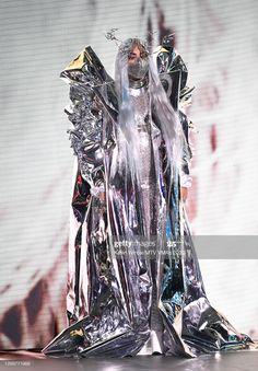 Iris Van Herpen, Mtv Video Music Award, Music Awards, Musica Lady Gaga, Lady Gaga Face, Images Lady Gaga, Lady Gaga Pictures, Ariana Grande, Joanne Lady Gaga