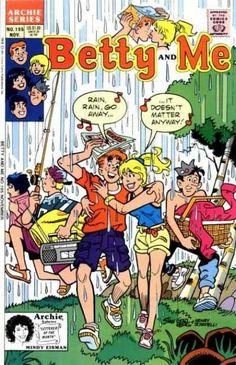 Betty and Me 195, Archie Comic Publications, Inc.   https://www.pinterest.com/citygirlpideas/archie/