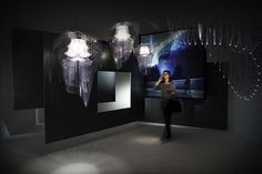 Aria. Zaha Hadid Design. Slamp. Premios DesignEurope