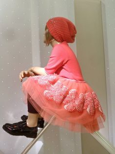 They haven't had a catwalk show for a few years but children's label Simonetta always have great desirable looks in key with current trends,...